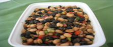 Black n White Bean Salad