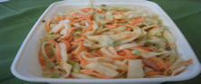 Fresh Homemade Cole Slaw
