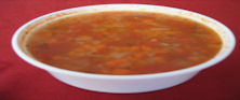 Spicy Garden Tomato Soup